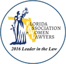 Lawyer of the Year 2016 - Florida Association for Women Lawyers